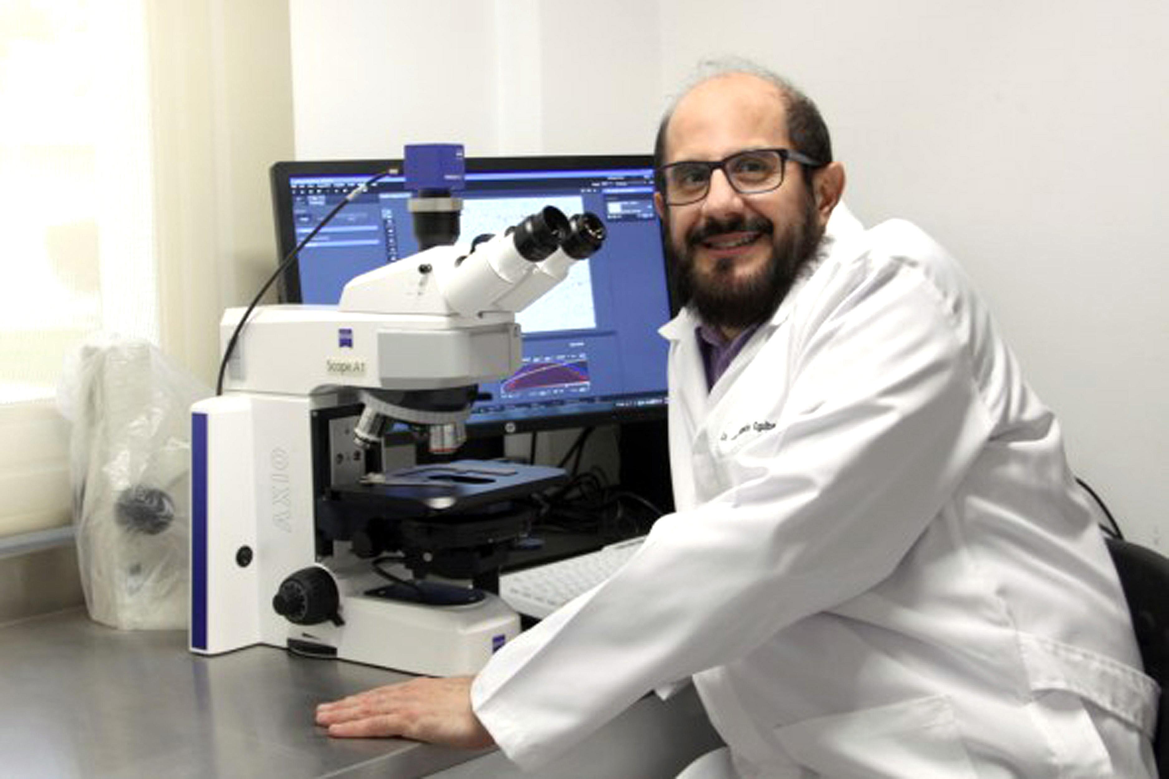 Dr José Ramón Eguibar Cuenca